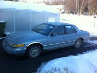 1992 Mercury Grand Marquis GS 4.6L V8 Sedan