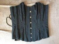 Burleska quality body corset, brand new with tags