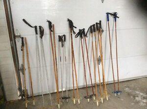 Bâton de ski ou autres