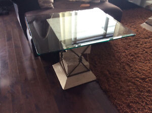 3 Coffee Tables & Plus 1 Free Standing