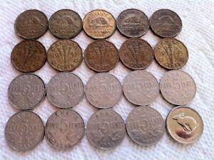 Canada Nickels