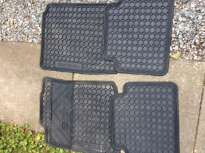 Rubber Mats for 2010 Toyota Tacoma