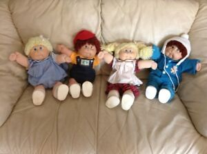 CABBAGE PATCH DOLLS 1983 1984