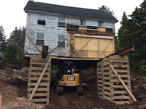 House Raising/House Jacking/House Moving St. John's Newfoundland image 3