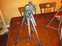 Giotto video/photo Tripod HD-444