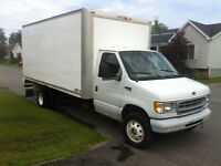 1998 Ford F-450 CTV Camionnette