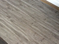 Moving Sale – French Bleed and Driftwood 12mm Laminate