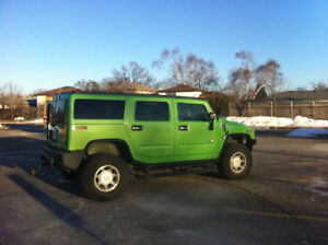 Estate Sale 2003 HUMMER H2 Custom Paint