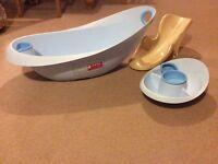 Baby bath kit