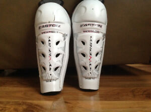 "Easton Synergy vent air shin pads 11""/28cm"