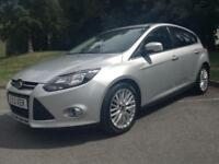 Ford Focus 1.6TDCi ( 115ps ) 5 Door 2012.25MY Zetec Cheap £20 Road Tax