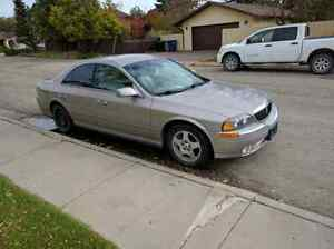 2001 Lincoln LS Loaded