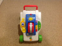Leap frog walker very good condition