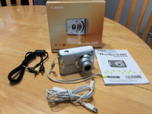 Canon PowerShot A480 Camera. New Price!!