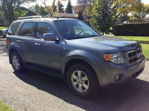 2008 Ford Escape Ltd