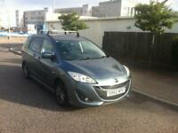 Mazda Mazda5 1.6D ( 115ps ) 2012MY Venture Edition