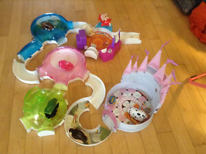 ZHU Hamsters and accessories