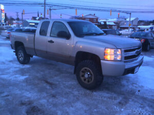 2007 Chevy,1500LT,4x4,4.8,V8has,programmer,6'box,March MVI