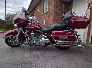 06 Harley Davidson Electra Glide Classic