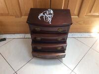 Beautiful jewelry box