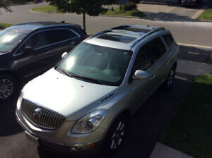 2010 Buick Enclave CXL SUV, Leather, Sunroof, Ext Warranty