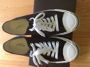 CONVERSE BLACK JACK PURCELL SHOES UNISEX