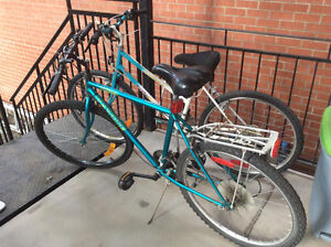 Two 26'' bikes for sale