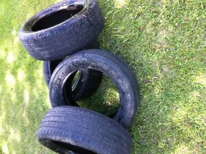 "16 "" tires for sale (4) 205 55 16"