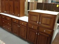Pine kitchen Fonthill Restore St. Catharines Ontario Preview