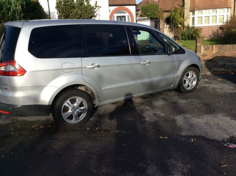 FORD GALAXY 2.0 DIESEL 7 SEATER GREAT SPEC 2009 FULLY LOADED PPL CARRIEER!!!