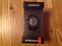 New Garmin Approach S2 Golf Watch