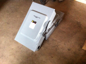 Fused Safety Switch 240VAC 200A