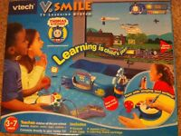 Vetch - v smile TV learning system.