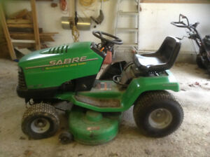 John Deer lawnmower
