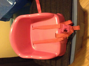 Safety 1st Pink Booster Chair