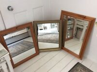 Mirrors 5 pounds each