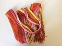 MISSONI thin long summer scarf