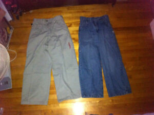 4 pairs Size 12 Boys pants package