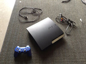 Used PS3 and 1 Controller