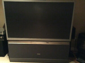 Toshiba Rear Projection HDTV Excellent TV 65""