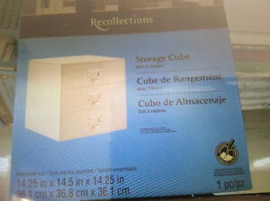Craft  storage cube units from recollection Kitchener / Waterloo Kitchener Area image 4