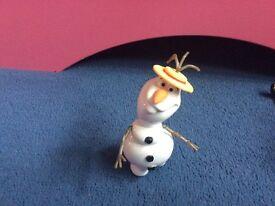 Singing Olaf