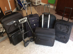 Luggage Pieces.