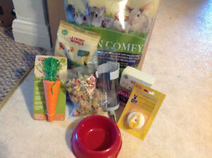 Guinea Pig Food & Accessories