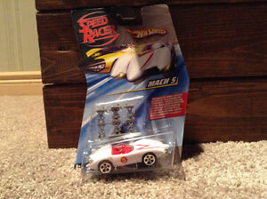 Hot Wheels Speed Racer die cast car --NEW PRICE! Kitchener / Waterloo Kitchener Area image 1