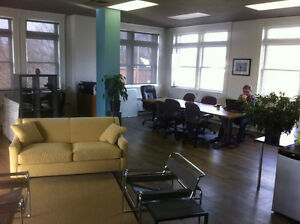 STRATFORD Shared Offices in vibe-y light-filled co-working space Stratford Kitchener Area image 6