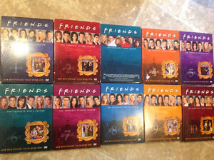 Friends DVD collection, entire series