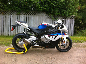 FOR SALE '12 BMW S1000RR - Mature owner, never dropped or raced