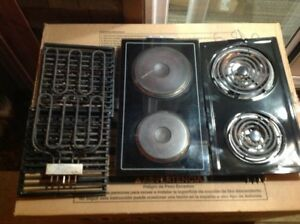 JENN AIR COOKTOP - STOVETOP SURFACE CARTRIGES