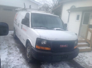 2004. gmc savana 2500   $1800 or b.o. London Ontario image 5